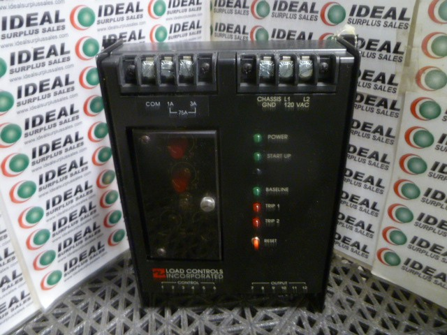 Load Controls PCR182010A Repaired