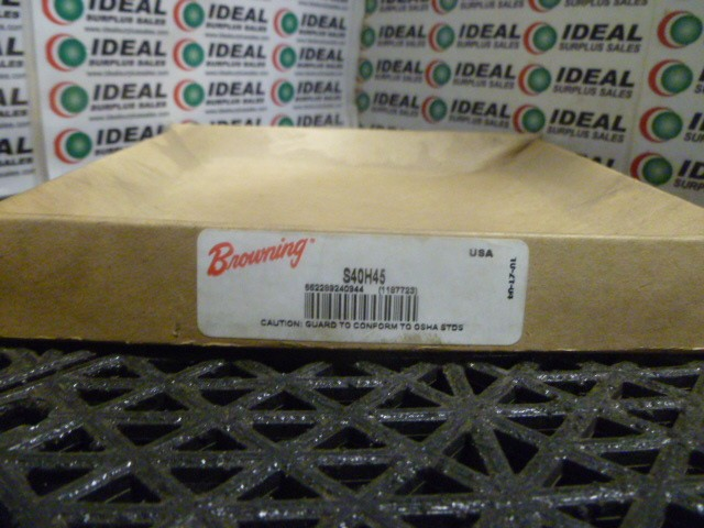 Browning S40H45 New In Box