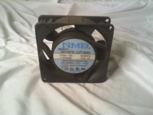 NMB TECHNOLOGIES INC 3610PS12TB30A00 FAN NEW