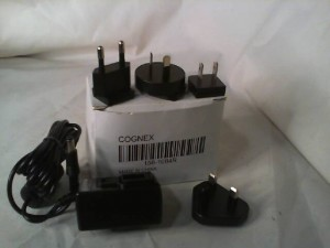 Cognex Power Supply Adapter 1581084R NEW IN BOX