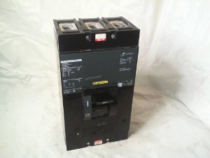 Square D LHL36400 Circuit Breaker 400A - New in Box