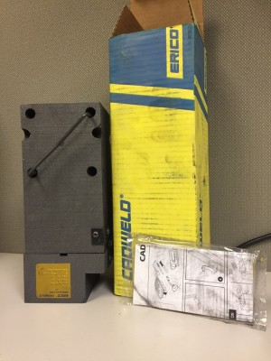 Cadweld HDXAD9F9F Heavy Duty Cable to Cable Mold - New in Box
