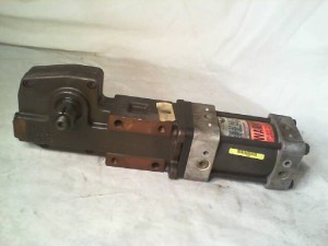 NORGREN 344506 PNEUMATIC POWER CLAMP, SC64 A 0 0 D S4 1 1/2 CLAMP Used