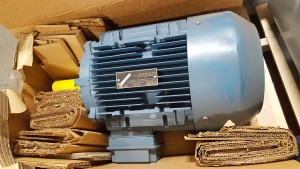 Lafert AMH160MZA2 Motor - New in Box