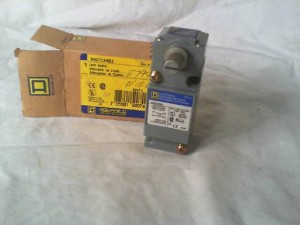 SQUARE D 9007C54B2 LIMIT SWITCH