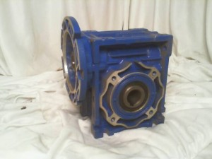 MOTOVARIO NMRV 040 GEAR SPEED REDUCER New