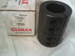 CLIMAX MISCC-50-50 RIGID COUPLING New in Box