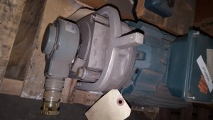 Reliance Electric Y81C1434M-BG AC Motor - Repaired