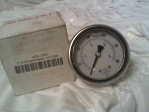 PIC GAUGES 202L204D New in Box