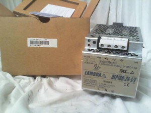LAMBDA DLP180-24-1/E POWER SUPPLY New in Box