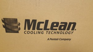 MCLEAN CR29-0416-G002H AIR CONDITIONER 4000 BTU RECONDITIONED NICE!