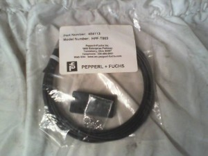 PEPPERL+FUCHS 454113 SENSOR New in Box
