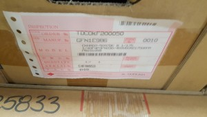 SUMITOMO CNHM02-597DR B 1/175 GEAR MOTOR Sealed in Factory Packaging
