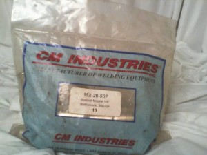 CM INDUSTRIES 1522050P New in Box