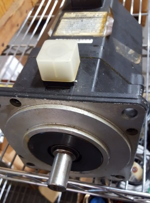 Fanuc A06B0034B175#7008RS Repaired