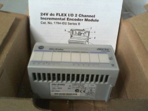 ALLEN BRADLEY 1794-ID2 INCREMENTAL ENCODER