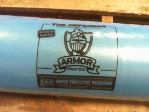 ARMOR PROTECTIVE PACKAGING PVCISWS4MB36500 New in Box