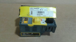 BUSSMANN OPM-1038RSW OVERCURRENT PROTECTION MODULE New in Box