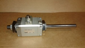 SMC CLM2B40-K8859-250 PNEUMATIC CYLINDER New in Box
