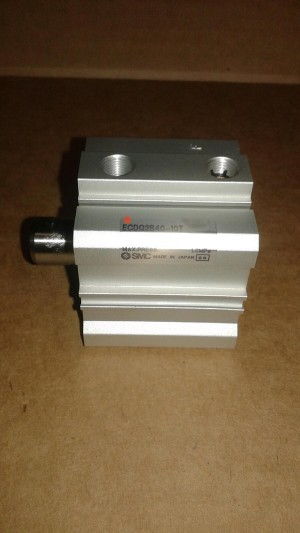 SMC ECDQ2B40-10T COMPACT PNEUMATIC CYLINDER New in Box