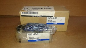 SMC VSA7-6-FG-S-1 PNEUMATIC AIR CYLINDER Sealed in Factory Packaging