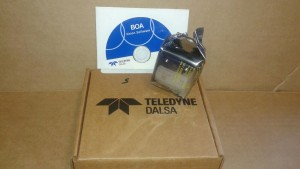 TELEDYNE BVS-0640M-INS MACHINE VISION SMART CAMERA Sealed in Factory Packaging