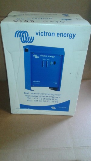 Victron Energy SDTG2400303 Battery Charger - Sealed in Factory Packaging