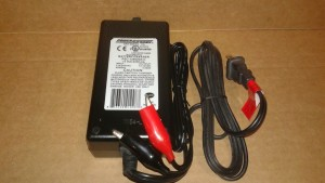 Power Sonic PSC-124000A-C Battery Charger 12 Volt 4000mA