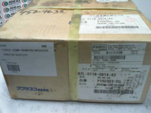 FANUC  A97L-0118-0814/43 RV REDUCER New in Box!