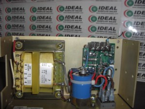 DELTROL FLUID PRODUCTS W115D POWER SUPPLY USED