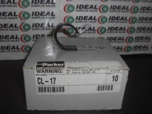 PARKER HANNIFIN CL17 HOSE CLAMP NEW IN BOX
