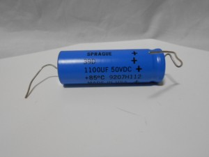 SPRAGUE 39D CAPACITOR NEW IN BOX