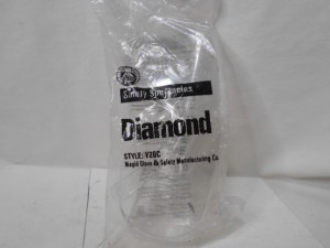 DIAMOND Y20C SAFETY GLASSES NEW IN BOX