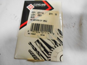 CLEVELAND 2001 NEW IN BOX