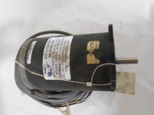 ACCU ELECTRIC S83135 USED