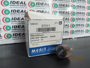 MERIT 37311 ABRASIVE WHEEL NEW IN BOX