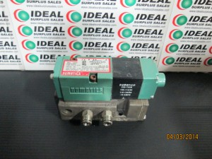 NUMATICS 082SA415K000030 VALVE USED