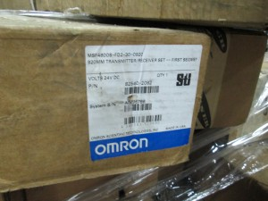 OMRON STI MSF4800S-FD2-30-0920 LIGHT CURTAIN SET 920MM NEW IN BOX
