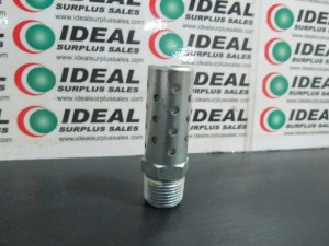 PNEUMATIC PLUS HFSM38 MUFFLER NEW