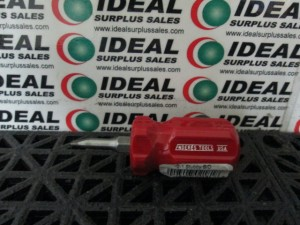 ENDERES TOOLS 12181 SCREWDRIVER NEW IN BOX