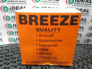BREEZE CLAMPS 600188H HOSE CLAMP NEW IN BOX
