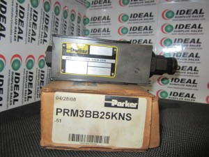 PARKER HANNIFIN PRM3BB25KNS PRESS/REDUCING VALVE NEW IN BOX