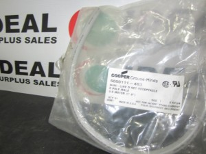 CROUSE HINDS 5000111483 RECEPTACLE NEW