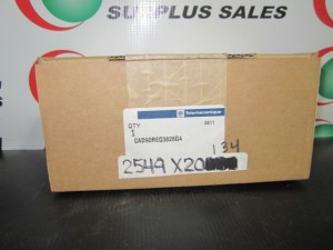 TELEMECANIQUE CAD90REQ3828G4 RELAY NEW IN BOX