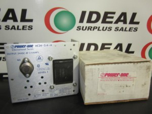 POWER ONE HC24A POWER SUPPLY NEW IN BOX