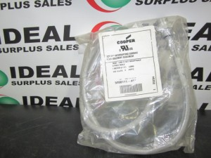 CROUSE HINDS 5000111482 RECEPTACLE NEW