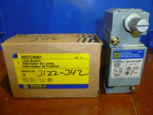 SQUARE D 9007C66B1 Limit Switches