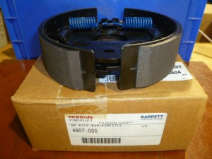NISSAN FORKLIFT 4907005 BRAKE NEW IN BOX