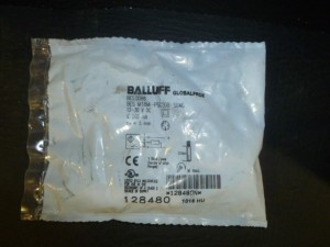 BALLUFF BESM18MIPSC50BS04G PROXIMITY SWITCH NEW IN BOX