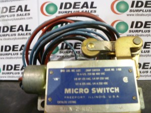 HONEYWELL BZLN2RH5 LIMIT SWITCH NEW
